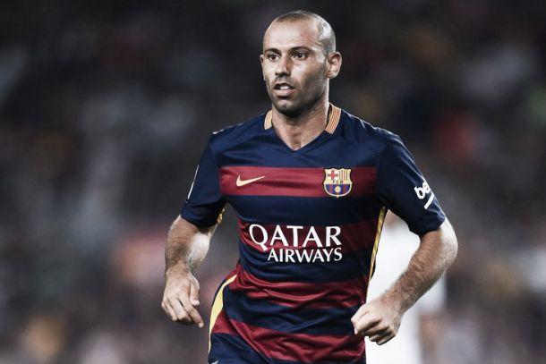 """Barcellona, parla Mascherano: """"Contro la Roma sarà dura"""""""