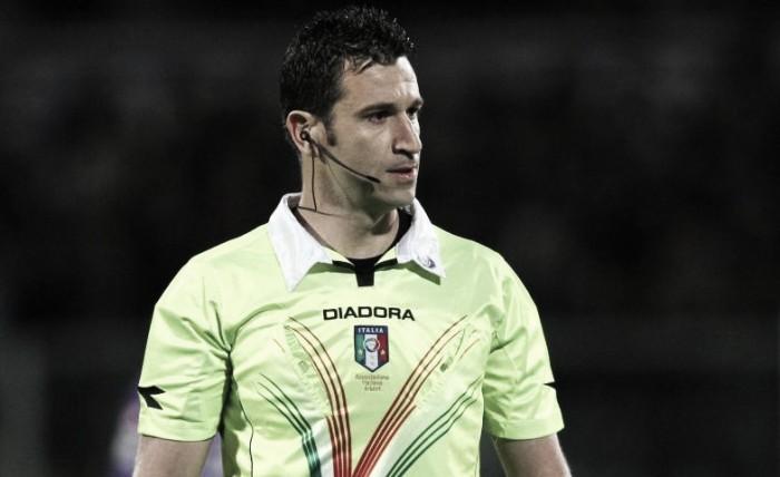 Serie A - Designati gli arbitri per la 22esima giornata
