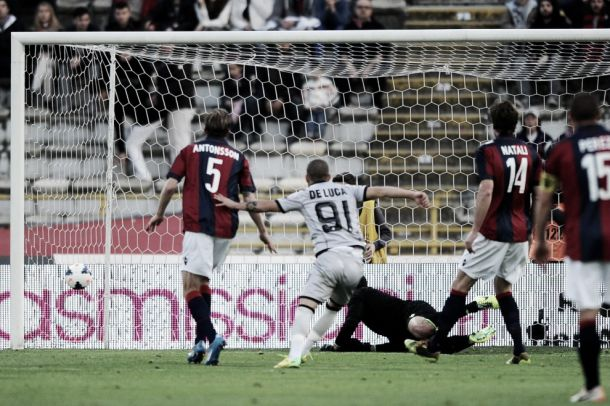 Risultato finale  Bologna - Atalanta (3-0): Effetto Donadoni, i rossoblu tornano al successo