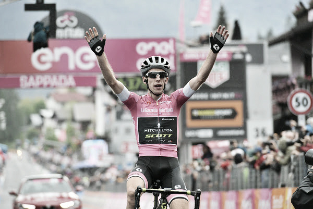 Giro d'Italia, Yates spettacolare a Sappada. Dumoulin si salva, cede Froome