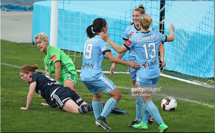 W-League - Week 3 Review: The Jets, Sydney FC & Melbourne City top the table