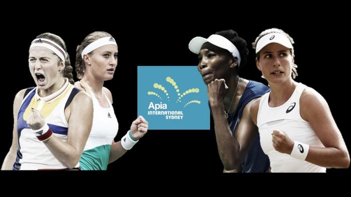 WTA Sydney: Venus Williams makes her return, leads star-studded field