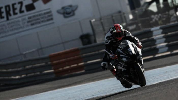 Tom Sykes repite como el más rápido en Jerez