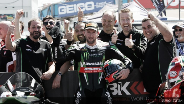 Tom Sykes no se rinde