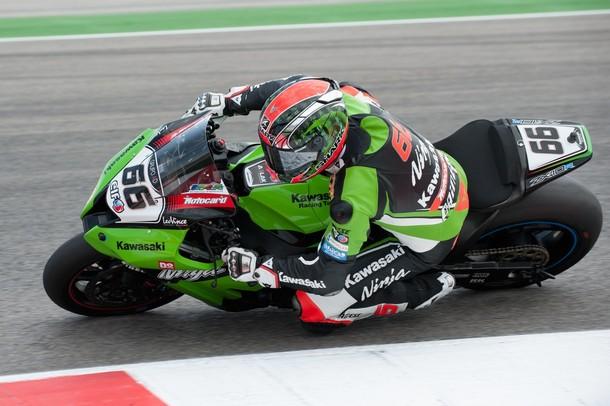 """Brno: una Superpole """"insolita"""" per Sykes"""