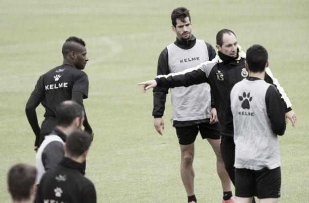 """Mamadou Sylla: """"La afición del Racing de Santander es de 10"""""""
