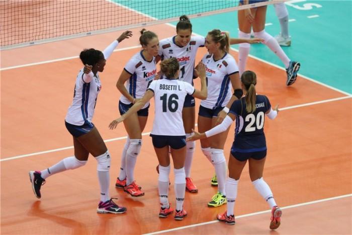 Volley femminile - Sylla positiva all'antidoping, Malinov infortunata: doppia tegola per le azzurre