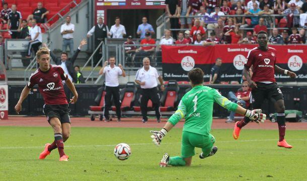 Sylvestr scores against his former team as Nürnberg get opening game win