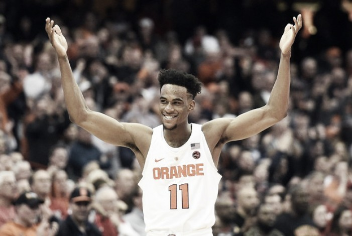 Syracuse basketball stays unbeaten with tight win over Maryland