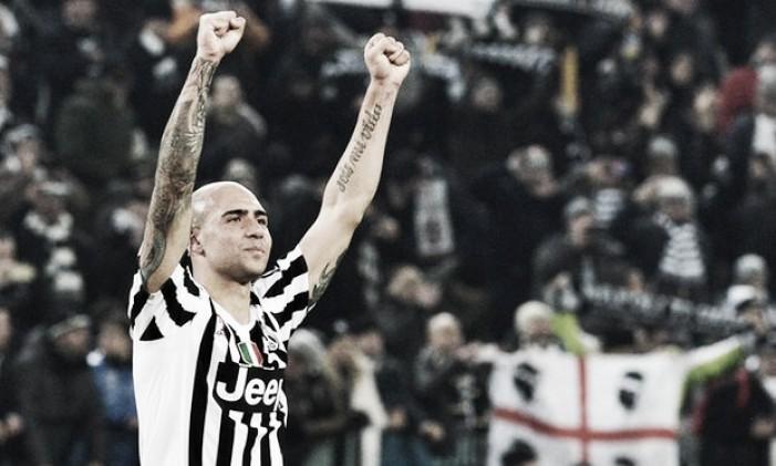 """Juve, Zaza ammette: """"Il mio gol al Napoli è stato l'inizio della cavalcata verso lo scudetto"""""""