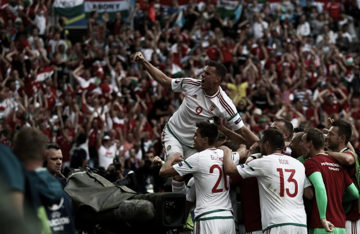 Iceland 1-1 Hungary: Hungarians grab late equaliser to break Icelandic hearts
