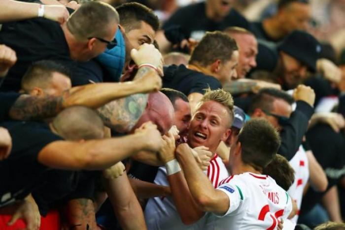 Euro 2016 - Il coro dell'Ungheria sovrasta i solisti dell'Austria (0-2)