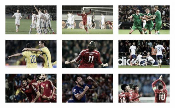 Qualifications Euro 2016 : tour d'horizon après les 3 premières journées