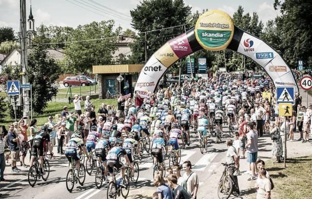 Vuelta a Polonia 2013: 5ª etapa, así lo vivimos