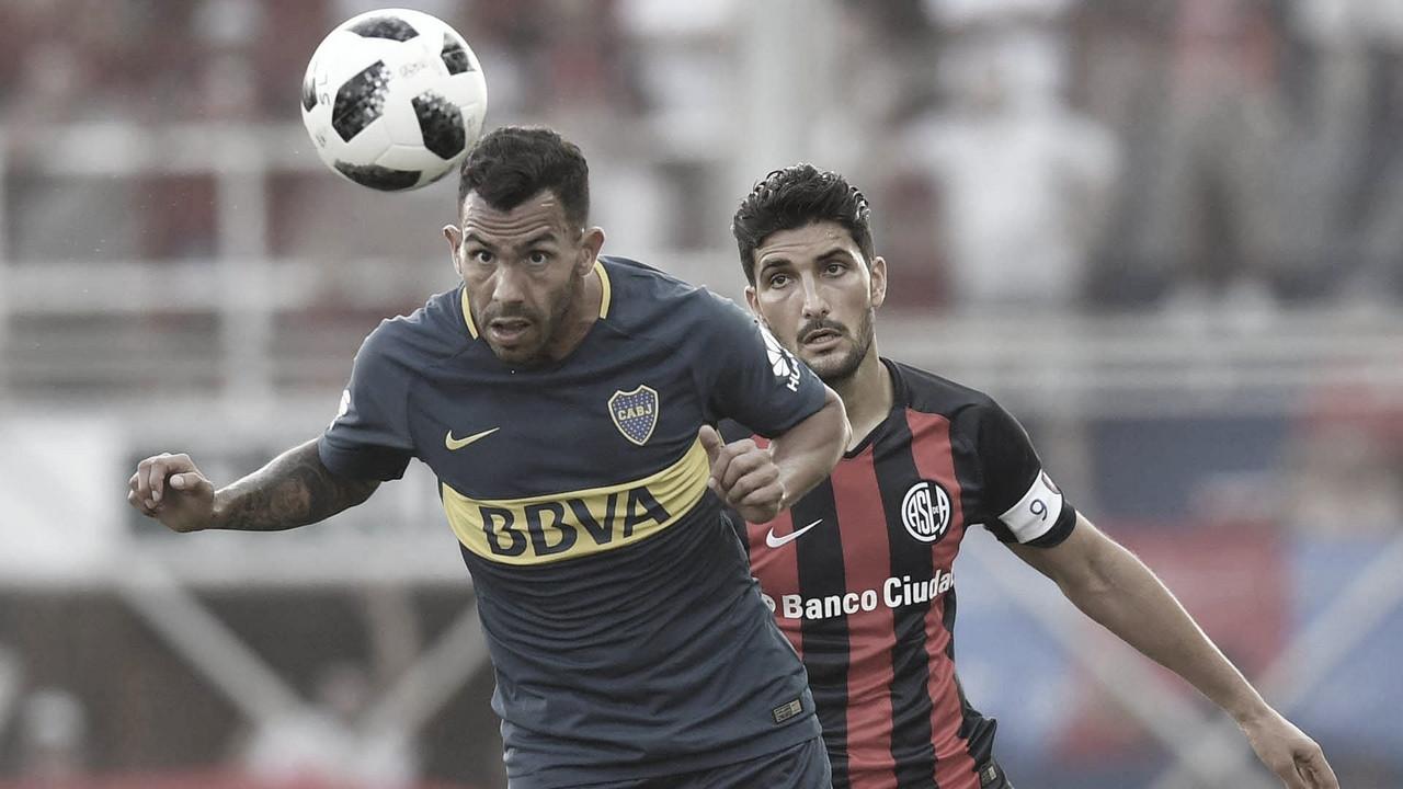 """Polémico historial entre San Lorenzo y Boca Jrs que favorece al """"Ciclón"""""""