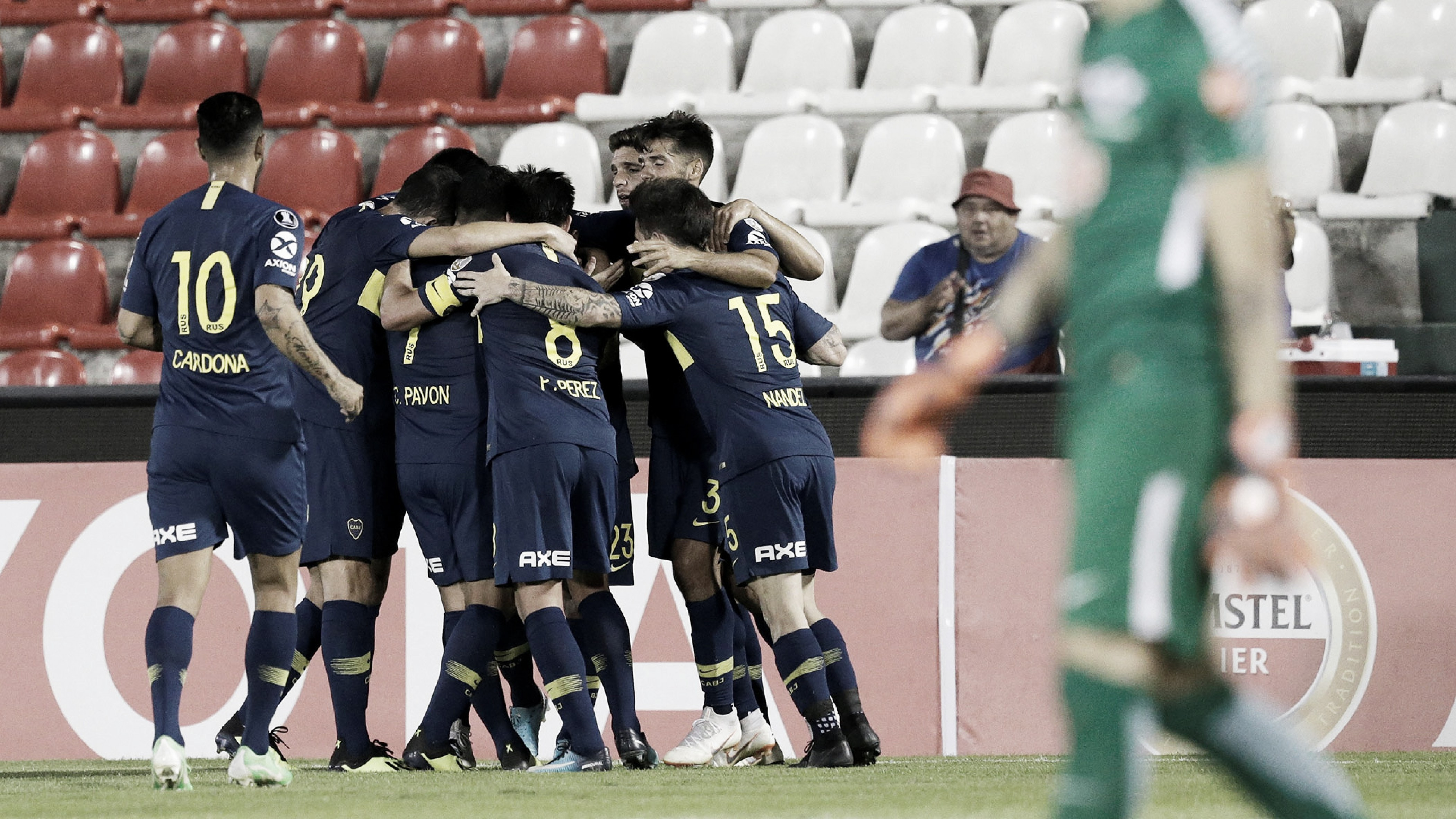 Previa Boca Juniors - Cruzeiro: diez años después...