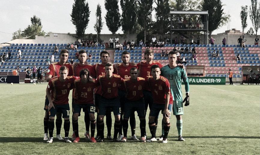 Portugal 1-1 España: excesivo respeto entre las favoritas sub-19