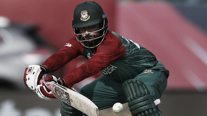 World T20: Bangladesh open account with unconvincing eight-run victory over the Netherlands