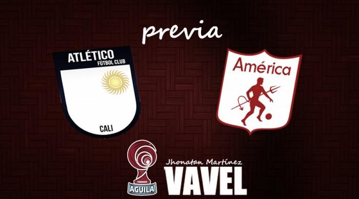 Atlético Fútbol Club - América de Cali: a tejer el camino del ascenso