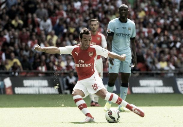 Arsenal se met en confiance