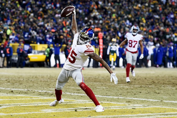 Tavarres King- an underestimated receiving asset for the New York Giants?