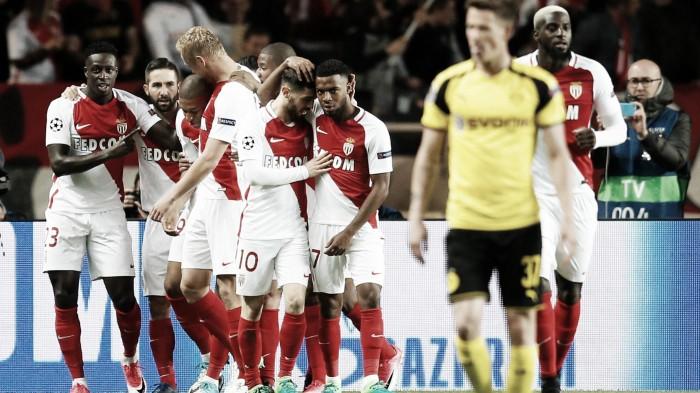 Champions League - Monaco in semifinale, il Dortmund non può nulla (3-1)