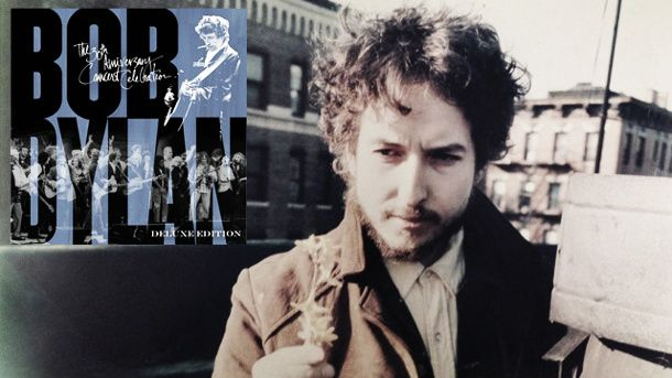 'Bob Dylan - The 30th Anniversary Concert Celebration' ya a la venta