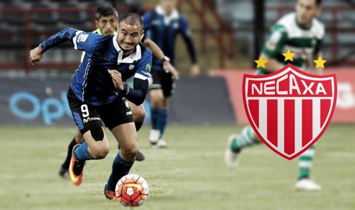 Carlos González firma con Necaxa