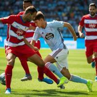 Celta de Vigo vs Granada CF en vivo y en directo online en LaLiga 2021