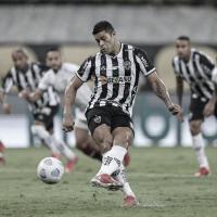 Hulk marca, Atlético vence o Fluminense e está na semifinal da Copa do Brasil