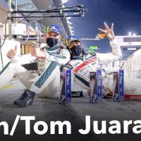 Sean Gelael Juara Asian Le Mans Series Di Abu Dhabi