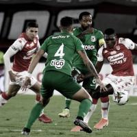 Los datos que dejó la eliminación de Santa Fe por Copa BetPlay frente a Nacional
