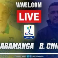 Atlético Bucaramanga vs Boyacá Chicó EN VIVO: cómo y dónde ver transmisión en directo online por Liga BetPlay