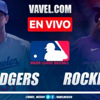 Los Ángeles Dodgers vs Colorado Rockies EN VIVO: ¿cómo ver transmisión TV online en MLB?