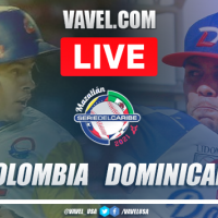Highlights and scores: Colombia 2-3 Dominican Republic on Serie del Caribe 2021