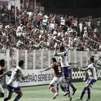 Em jogo de 51 faltas, Vila Nova e Confiança criam pouco e ficam no empate