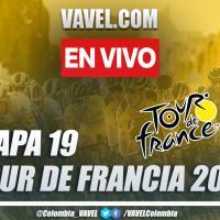 Resumen etapa 19 Tour de Francia 2021: Mourenx - Libourne