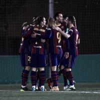 El Barça evita otro 'Cornellazo' a tiempo