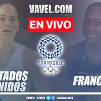 Estados Unidos vs Francia EN VIVO: ¿cómo ver transmisión TV online en Baloncesto Femenil Juegos Olímpicos 2020?