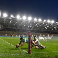 Ryan Hall back with a bang in Super League