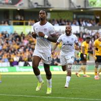 Wolverhampton Wanderers 0-2 Brentford: The Bees continue to dazzle amongst England's elite