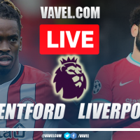 Brentford vs Liverpool: Live Stream, how to watch on TV and Score Updates in Premier League