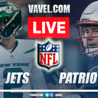 Highlights and Touchdowns: Jets 13-54 Patriots in NFL 2021