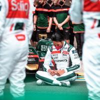 Sean Gelael Start Pertama Di Le Mans