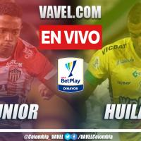 Resumen Junior vs Huila 3-0 en la fecha 8 por Liga BetPlay 2021-II