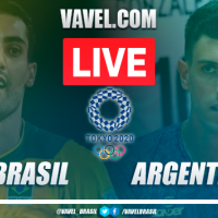 Brasil x Argentina AO VIVO: onde assistir ao jogo em tempo real no vôlei masculino pelas Olimpíadas de Tóquio