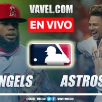 Resumen del Los Ángeles Angels 0-10 Houston Astros en MLB 2021