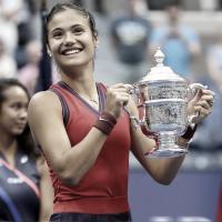 Emma Raducanu se diz incrédula com título do US Open e carta de Elizabeth II
