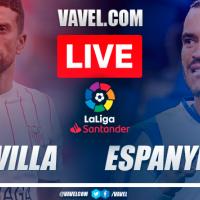 Sevilla vs Espanyol: Live Stream, Score Updates and How to Watch LaLiga Match