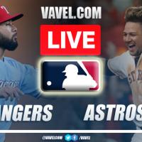 Highlights: Texas Rangers 2-7 Houston Astros in 2021 MLB